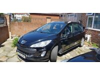 Peugeot 308 SW 1.6 HDi Sport 5dr 7 SEATER