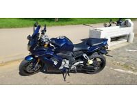 YAMAHA FAZER FZ1 1000cc 2006 Good condition ! engine From Yamaha R1 160ps