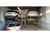 Car Lift / Ramp (KONI RAMP 2500kg) ideally sold as pair. will sell each one separate if needed