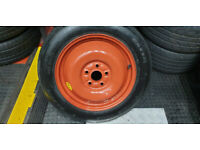 Suzuki Genuine 16 SpareSpace Saver Wheel + tyre T135 90 D16 Suzuki,Mazda,Honda,Hyundai,Kia