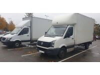 Man and Van House move, single item, long distance Great Prices