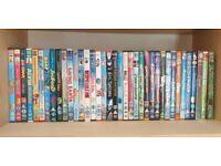 Joblot Childrens DVDS DVD's 55 Great Titles Pixar etc