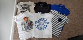 Bundle of boys clothes age 9/10/11