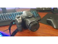 Sony DSC- H400 SLR Camera - 20.1 Megapixels - 63x Zoom - PRICE DROP + FREE P&P