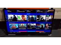 """Cello C40227T2 HD Ready 40""""INCH TV with Full HD and Freeview T2 HD"""