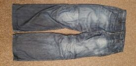 G STAR mens jeans. Size W36 L32
