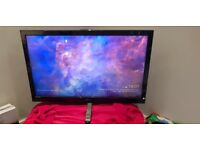 "Technika 46"" Full HD(freeview) TV with TV table"