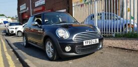 MINI Hatch 1.6 One D 3dr Lady owned low insurance Good Condition inside out 2010