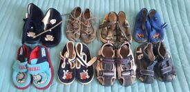 Kids shoes, 8 pairs, All for 5 pounds