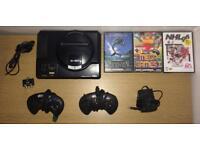 Sega Mega Drive Console Bundle #2