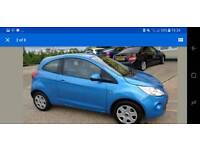 2009 ford ka 1.2 style plus only low miles cheap insurance best colour