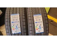 235 50 18 97V 2 x NEW!! tyres Triangle Advante X SUV All Seasons
