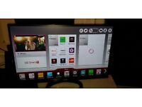 LG 27MS73V (27 inch) Smart LED TV/Monitor 10M:1 1920x1080 HDMI