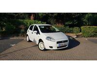 2009 '59' Fiat Punto Grande 1.4 Active - Full Service History & HPI Clear