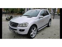 Mercedes ML 280cdi sport 2008 Excellent condition