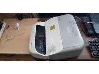 Epson EB-485W WXGA HD 1155 LAMP HOURS / MODEL H454B NO REMOTE + POWER CABLE