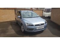 Ford Focus Zetec Climate Estate