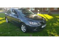 MAZDA 3 + 1.6 AUTOMATIC GEARBOX + ANY OLD CAR PX WELCOME