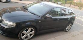 Audi a3 2006 excellent condition for sale
