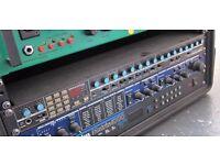 Novation Bass Station Synthesizer - Rack Unit