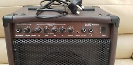Laney LA20C Acoustics amp. Immaculate condition. Great sound. Power cable included.