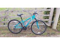 "Girls hybrid bicycle 26"" wheels £45"