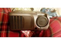 Acer XD1170D Projector & Electric HD Projector Screen **Home Cinema**Movie Room**Gaming**