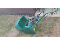 Suffolk Punch 17S Petrol Cylinder Mower