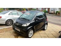 Smart For Two Passion with SAT NAV Panoramic sunroof FULL SERVICE HISTORY