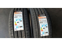 205 55 16 2 x NEW!! tyres Hankook Ventus Prime 3