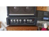 Vintage Simms Watts Hammond Reverb Guitar effect Unit