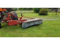 PZ Two drum mower for sale due to retirement, housed over the winter, ready to work.