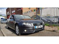 Audi A4 2.0 TDI SE 4dr LEATHER SEATS**FULL SERVICE HISTORY GREAT MOTOR 2008