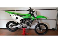 Kawasaki KX 85 2017 S/W small wheel only 28hrs!! not cr rm ktm yz