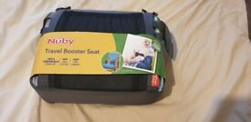 *NEW* Nuby Travel Booster Seat