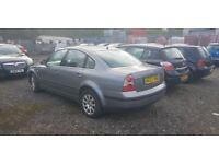VW PASSAT 1.9 TDI + AUTOMATIC + ANY OLD CAR PX WELCOME + EXCELLENT DRIVE + BARGAIN AUTO DIESEL