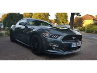 FORD MUSTANG 5.0 V8 GT (2016) in GUARD GREEN