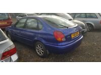 TOYOTA CORROLA 1.6 AUTOMATIC ( ANY OLD CAR PX WELCOME )