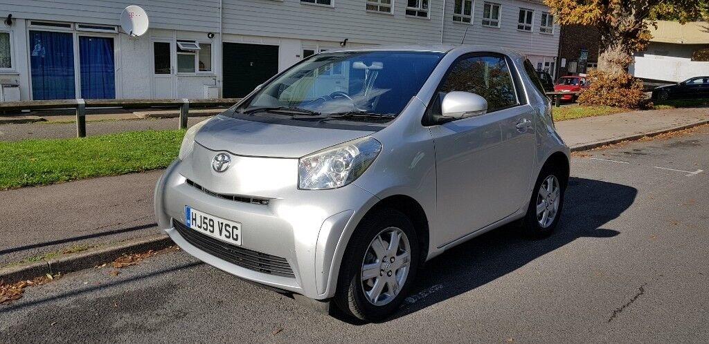 FREE ROAD TAX TOYOTA IQ,998 cc,1 YEAR MOT | in Sutton, London | Gumtree
