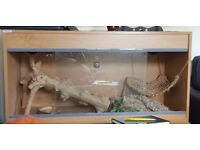 4 ft vivarium bundle