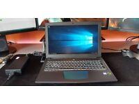PC Specialist 15 inch Gaming Laptop (W/ 2 year Warranty)