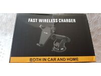 Fast Wireless Charger For Mobile Phone