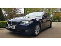 2011 BMW 520D AUTOMATIC FULL SERVICE HISTORY RECENTLY SERVICED LONG MOT