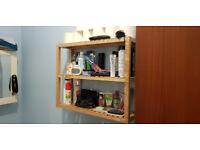 Bathroom Shelf, Molger
