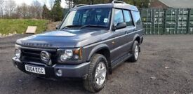 LANDROVER DISCOVERY TD5 PURSUIT ATOMATIC 7 SEATER