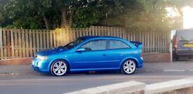 Vauxhall astra gsi turbo 2003