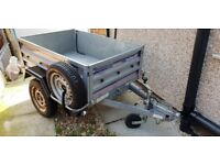 Daxara 158 Tipping Trailer