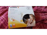 medela breast pump with add on products
