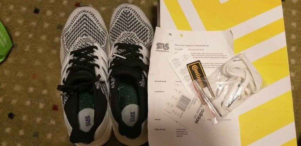 e1d50b43935d4 Adidas ultra boost 1.0 SNS Tee Time UK 8.5  US 9  42.5