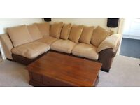 DFS Corner Sofa/Couch
